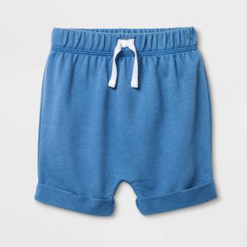 Baby Boys' Pull-on Shorts - Cat & Jack Blue