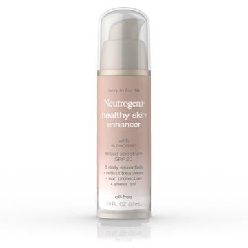Neutrogena Healthy Skin Enhancer - 10 Ivory To Fair, Adult Unisex