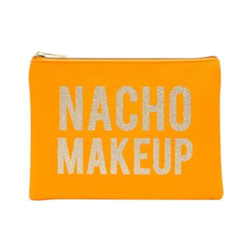 Ruby+cash Zip Cosmetic Bag - Nacho