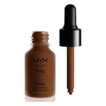 Nyx Professional Makeup Total Control Drop Foundation Mocha