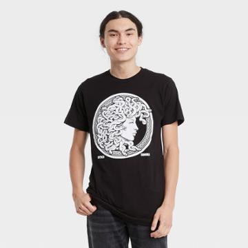 Bioworld Men's Botica Sonora Short Sleeve Graphic T-shirt - Black