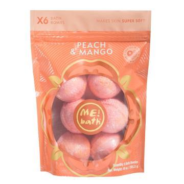 Me! Bath Peach And Mango Bath Bombs