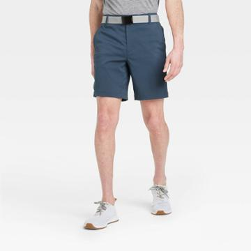 Men's Cargo Golf Shorts - All In Motion Navy 32,