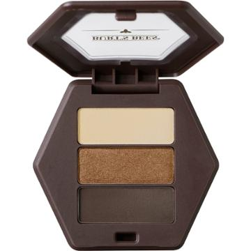 Burt's Bees 100% Natural Eye Shadow Palette With 3 Shades - Dusky Woods