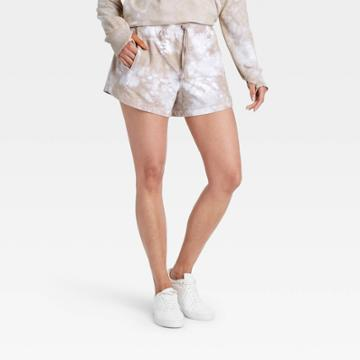 Women's Mid-rise French Terry Shorts 3.5 - All In Motion