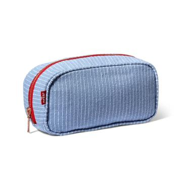 Small Striped Accessory Bag Light Blue - Levi's X Target