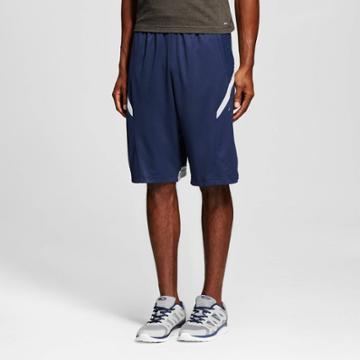Men's Quick-dry Basketball Short Dark Knight Blue S - C9 Champion ,