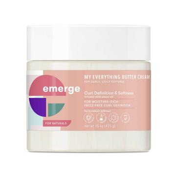 Emerge Hair Care Emerge My Everything Hair Styling Butter Cream - 15 Fl Oz, Adult Unisex