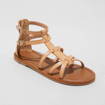 Women's Alva Gladiator Sandals - Universal Thread Tan