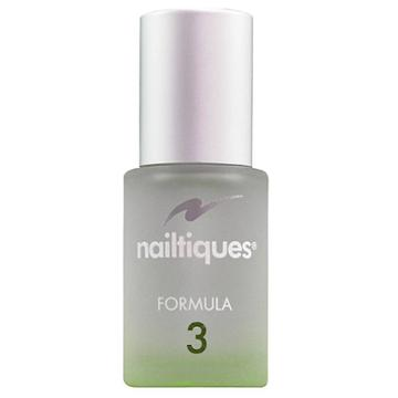 Nailtiques Formula 3 Nail Protein - 0.5 Fl Oz, Adult Unisex
