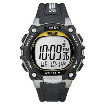 Men's Timex Ironman Classic 100 Lap Digital Watch - Black T5e231jt,
