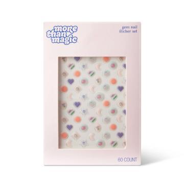 More Than Magic Gem Nail Sticker Set - More Than