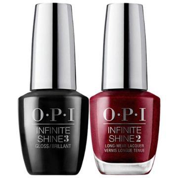 Opi Infinite Shine Prostay Top Coat Duo - I'm Not Really A Waitress
