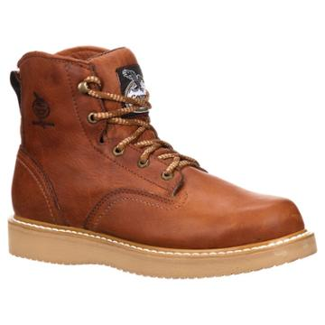Georgia Boot Men's Wedge Boots - Barracuda Gold