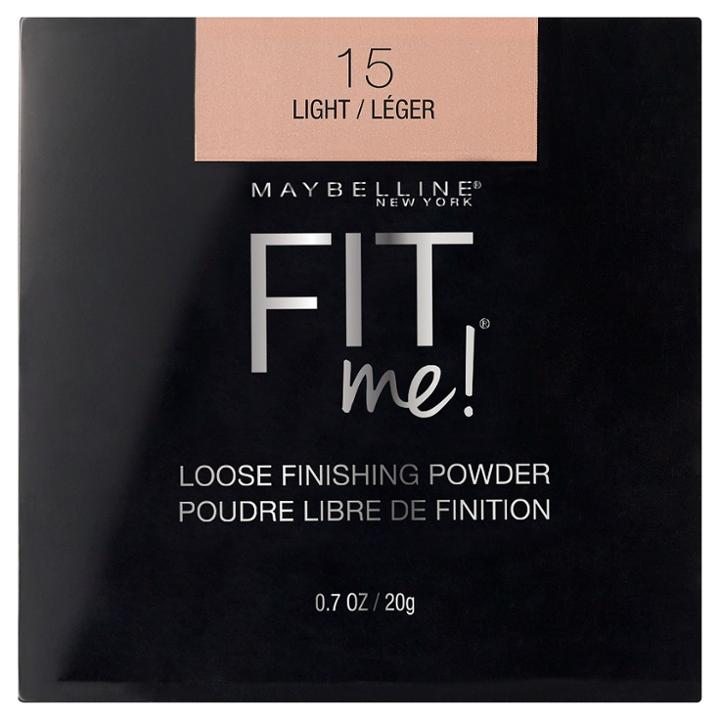 Maybelline Fitme Loose Powder - 15