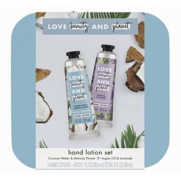 Love Beauty & Planet Love Beauty & Plane Blue Mother's Day Hand Cream - 3ct