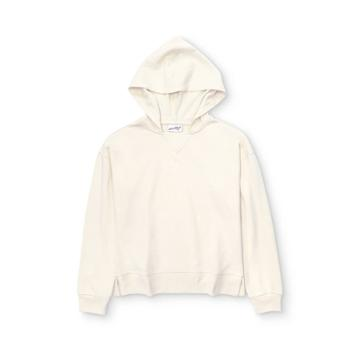 Women's Beach Fleece Hooded Sweatshirt - Universal Thread White