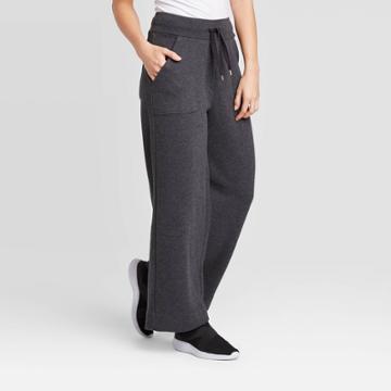 Women's Extra High-waisted Drawstring Pants- Joylab Charcoal M, Women's, Size: