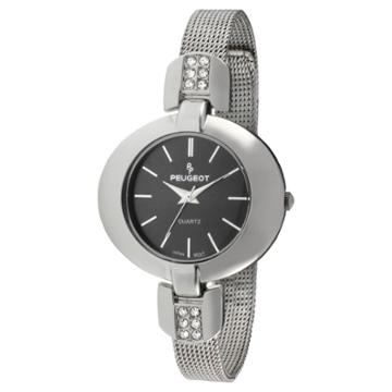 Peugeot Watches Women's Peugeot Oval Watch - Gray,