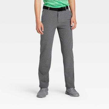 Boys' Golf Pants - All In Motion Gray