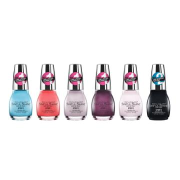 Sinful Colors Sinfulcolors Creme Nail Polish Collection