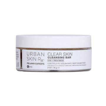 Urban Skin Rx 3-in-1 Clear Skin Cleansing Bar - 2.0oz, Adult Unisex