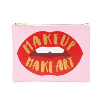 Ruby+cash Zip Cosmetic Bag - Make Up