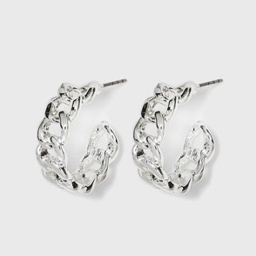 Small Linked Hoop Earrings - A New Day