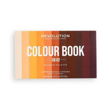 Makeup Revolution Colour Book Eyeshadow Palette - Cb02