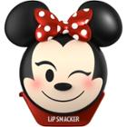 Lip Smackers Lip Smacker Disney Emoji Minnie -0.26oz, Clear