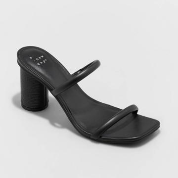 Women's Cass Heels - A New Day Black