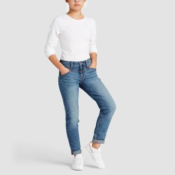 Denizen From Levi's Girls' Best Friend Fit Jeans - Dark Wash