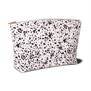 Sonia Kashuk Large Travel Pouch - Black Dot