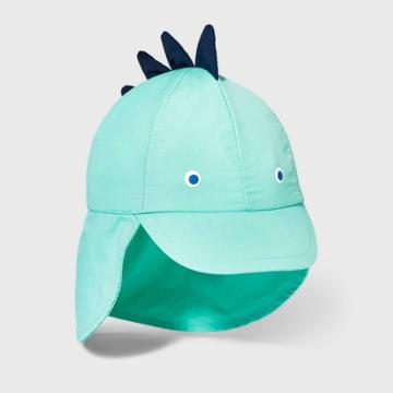Baby Boys' Dino Swim Hat - Cat & Jack Green Newborn