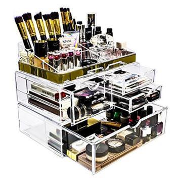 Sorbus Makeup Storage Organizer - X-large -