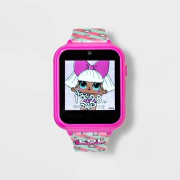 Mga Entertainment Girls' Lol Surprise! Itime Interactive Watch - Pink, Women's