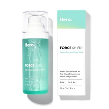 Hero Cosmetics Force Shield Supercharged Resetting Mist