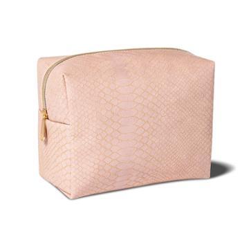 Sonia Kashuk Loaf Bag - Pink Faux