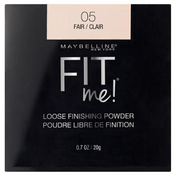 Maybelline Fitme Loose Powder