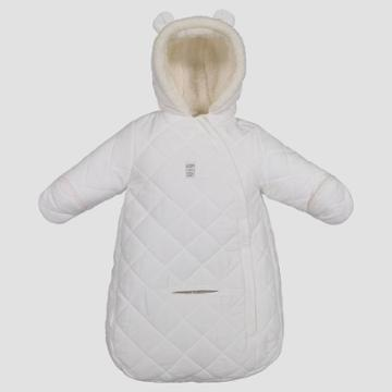 Baby Bear Snowsuit - Just One You Made By Carter's Ivory One Size, Toddler Unisex, White