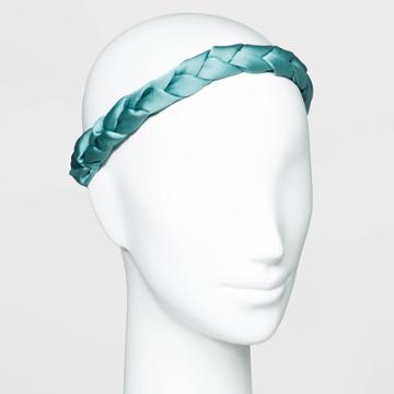 Satin Braided Hair Wrap - A New Day