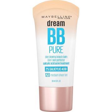 Maybelline Dream Pure Bb Cream - Medium