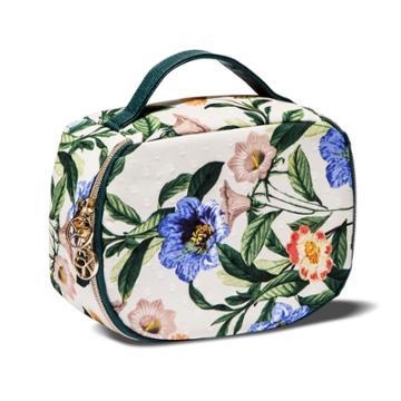 Sonia Kashuk Saddle Bag Botanical Floral White