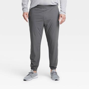 Men's Lightweight Run Pants - All In Motion Gray M, Men's,