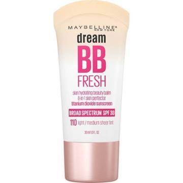 Maybelline Dream Fresh Bb Cream - 110 Light Medium