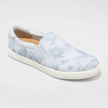 Women's Kelsey Wide Width Sneakers - Universal Thread Gray