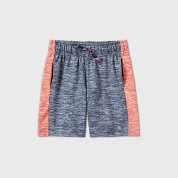 Toddler Boys' Active Pull-on Shorts - Cat & Jack Navy