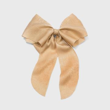Bow Barette Tail Twister - A New Day Tan