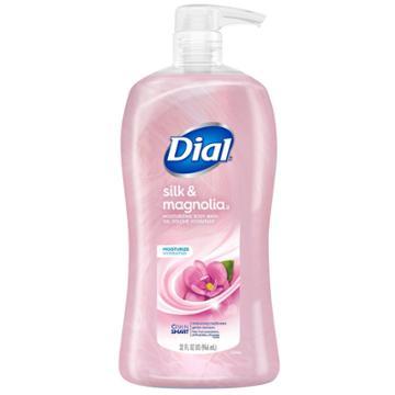 Dial Body Wash - Silk & Magnolia