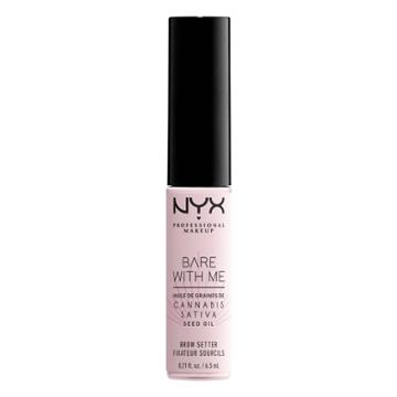 Nyx Professional Makeup Bare With Me Cannabis High Brow Setter